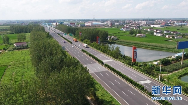 沿着高速看中国 沈海高速串起沿线地区经济链 打造靓丽风景线