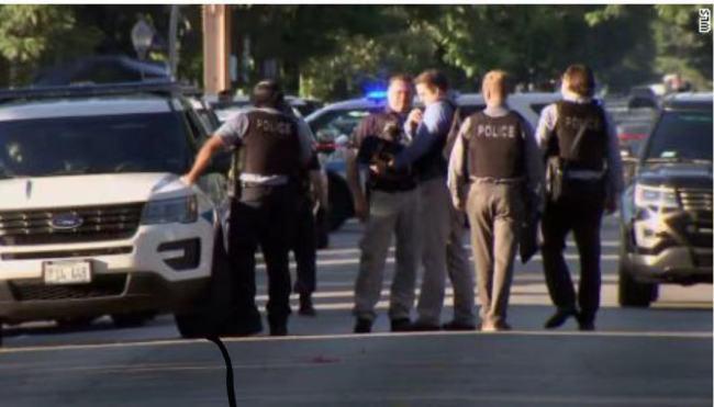 美国芝加哥发生枪击案 已造成4死4伤