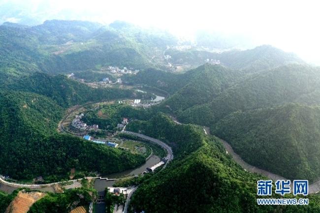 开着汽车看乡村|十竹公路串起十堰西沟乡村旅游经济带