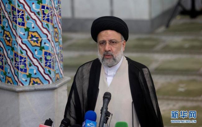 无悬念胜选 伊朗当选总统莱希面临三大挑战