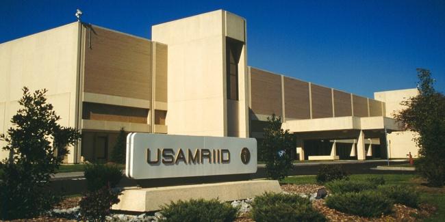 位于德特里克堡的美国陆军传染病医学研究所