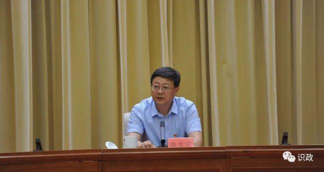 陈吉宁为市政府干部讲专题党课,要求奋力谱写首都社会主义现代化建设新篇章