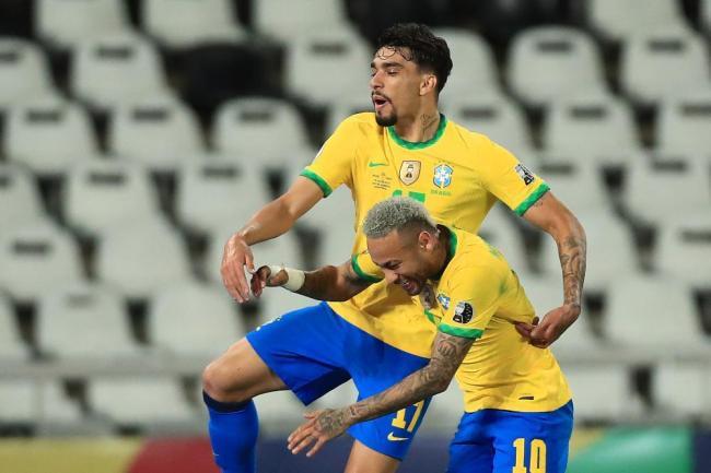 美洲杯:巴西1-0秘鲁进决赛