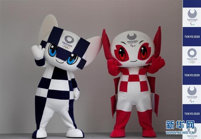 东京奥运会和残奥会吉祥物