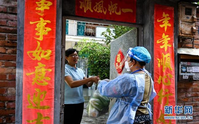 (新华全媒+)(13)云南瑞丽:主城区居家隔离  严控疫情保民生