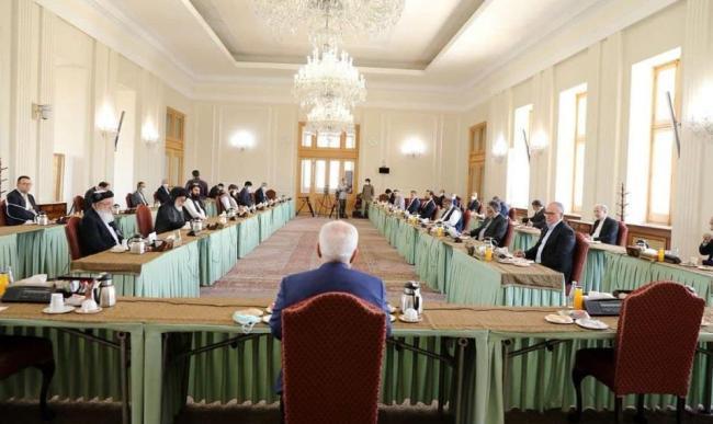 阿政府和塔利班代表结束德黑兰会谈 达成多项共识