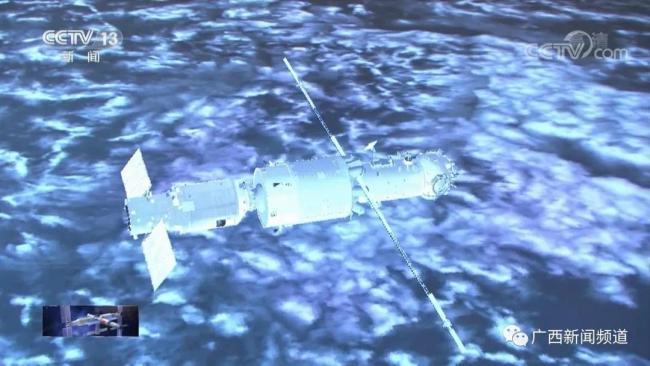中国空间站将飞过广西上空,肉眼可见!