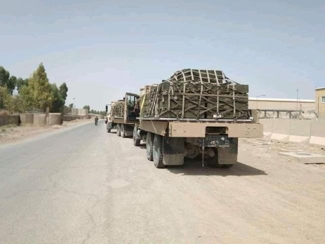 印度出动美制运输机,向阿富汗输送苏制炮弹