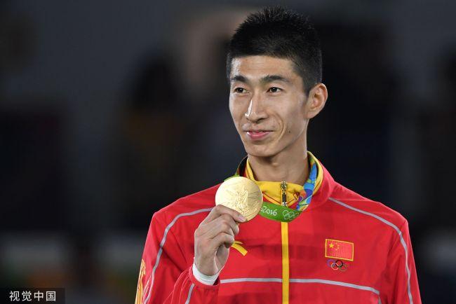 官宣双旗手!朱婷、赵帅担任奥运中国代表团旗手