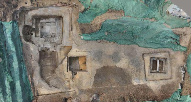 北京东五环外,乾隆最爱的女儿墓葬被发现