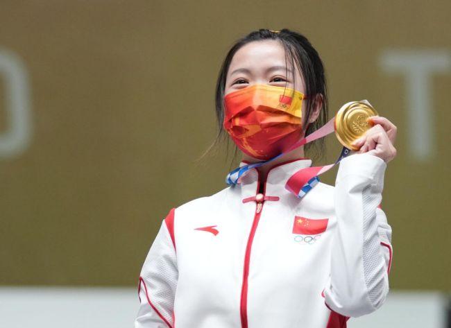 站上奥运赛场,拼搏过,就是英雄!