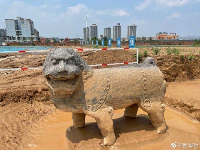 强降雨后河南文物还好吗?北宋皇陵部分土遗址受损