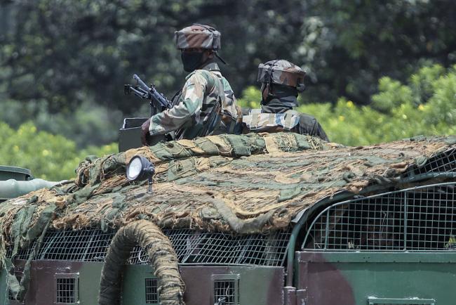 印度军方超6.2万人感染新冠 184人死亡