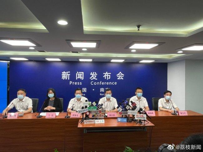 南京疫情源头:保洁清扫俄入境航班