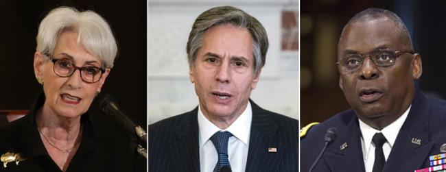 外媒:美国副总统将访问新加坡越南 继续搅局南海
