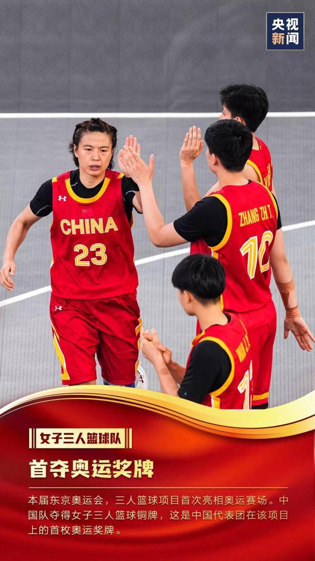这些项目中国健儿创造历史!