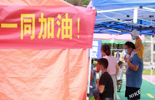 扬州疫情进入高峰平台期 江苏省长指出了这个问题