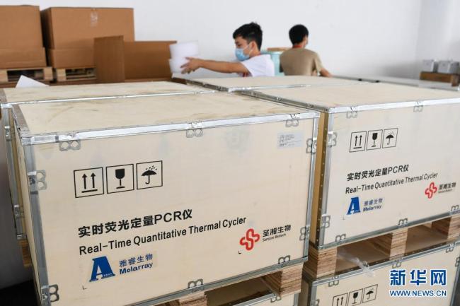 扬州硬气膜实验室助力核酸检测