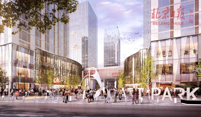 """期待!北京城市副中心,将这样打造""""国际消费中心城市"""""""