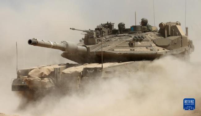 以色列向加沙边境增派军力