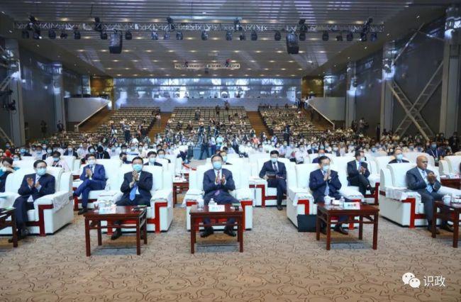2021世界5G大会在京开幕,肖亚庆陈吉宁致辞