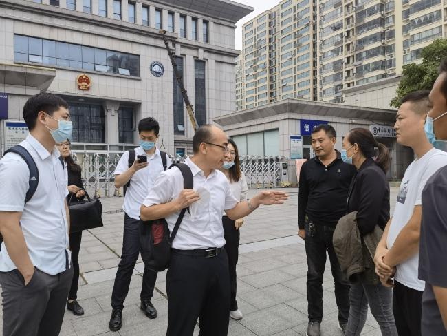山东沂河沉尸案二审 庭审历时5天半 质证辩论激烈