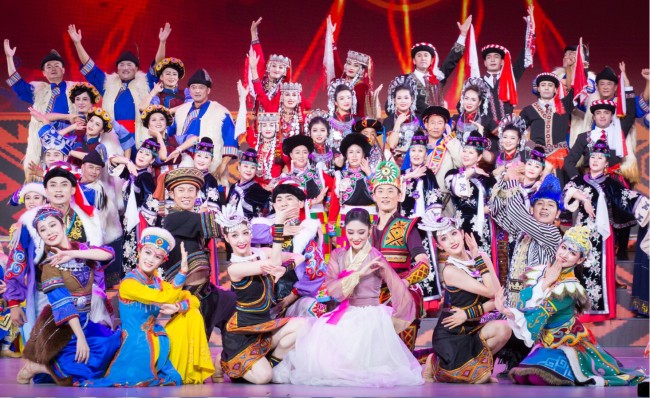 第六届全国少数民族文艺会演开幕 将持续至9月24日 原创剧目 谱写民族一家亲共筑中国梦