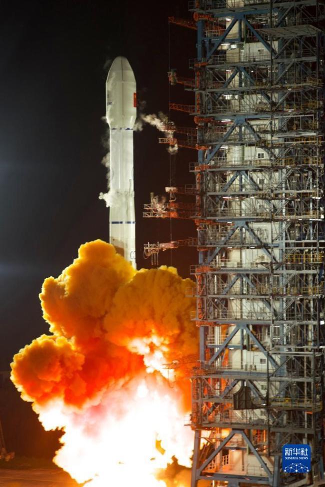 支持4K、8K!中星9B卫星成功发射 将显著提高我国直播卫星传输性能