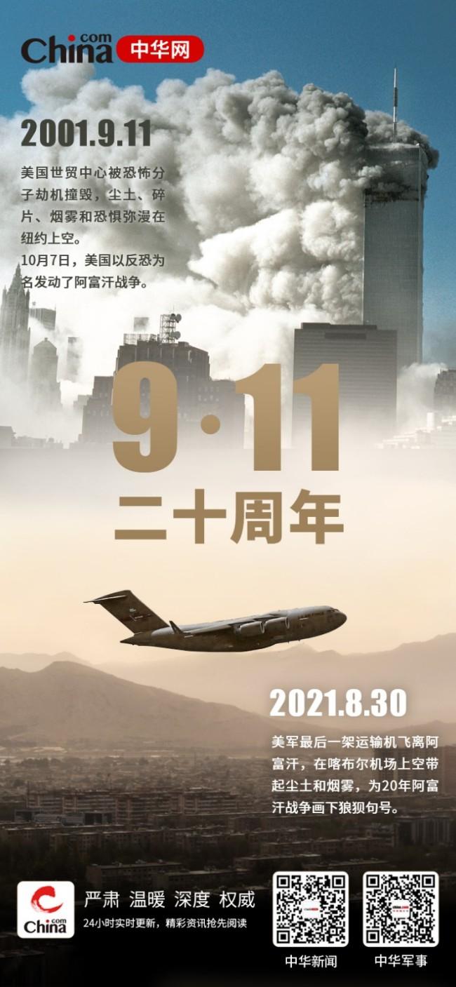 就聊十分钟丨9·11事件20年 改变了世界格局