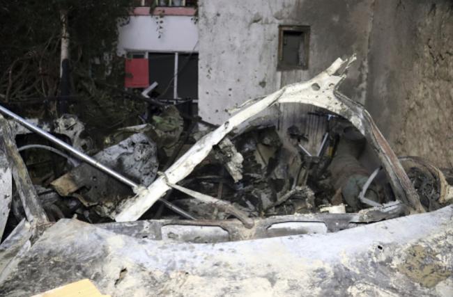 美媒调查:美军在喀布尔空袭没打死恐怖分子 却误杀无辜平民