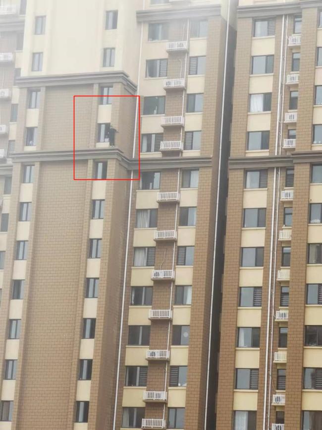 河北一对夫妻吵架 丈夫将孩子从29楼扔下身亡(图)