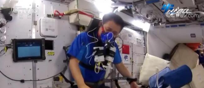科普   从太空到地球 重获重力航天员感觉如何?专家答疑……