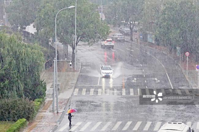 大连遭遇强风雨编辑图片素材-ID:1349062015