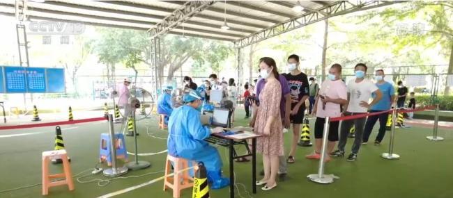 福建开展多轮核酸检测 织密疫情防控网