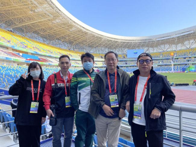 全运会|澳门记者古桢辉:在西安见证了历史,2025澳门见