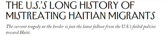 """环球深观察丨从海地到整个拉美 """"美式自由民主""""的伪善暴露无遗!"""