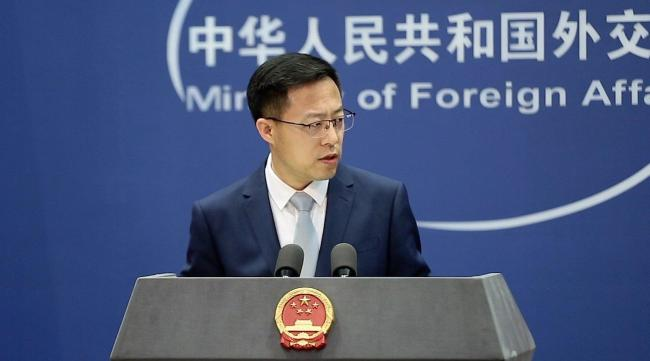 """普京指责美英澳""""交朋友是为反对别人"""" 中方回应"""