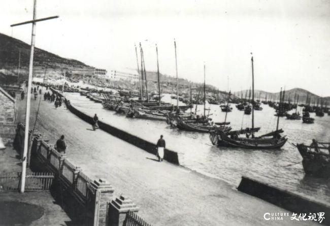 威海刘公岛自古便是海上丝绸之路的重要交通中转站