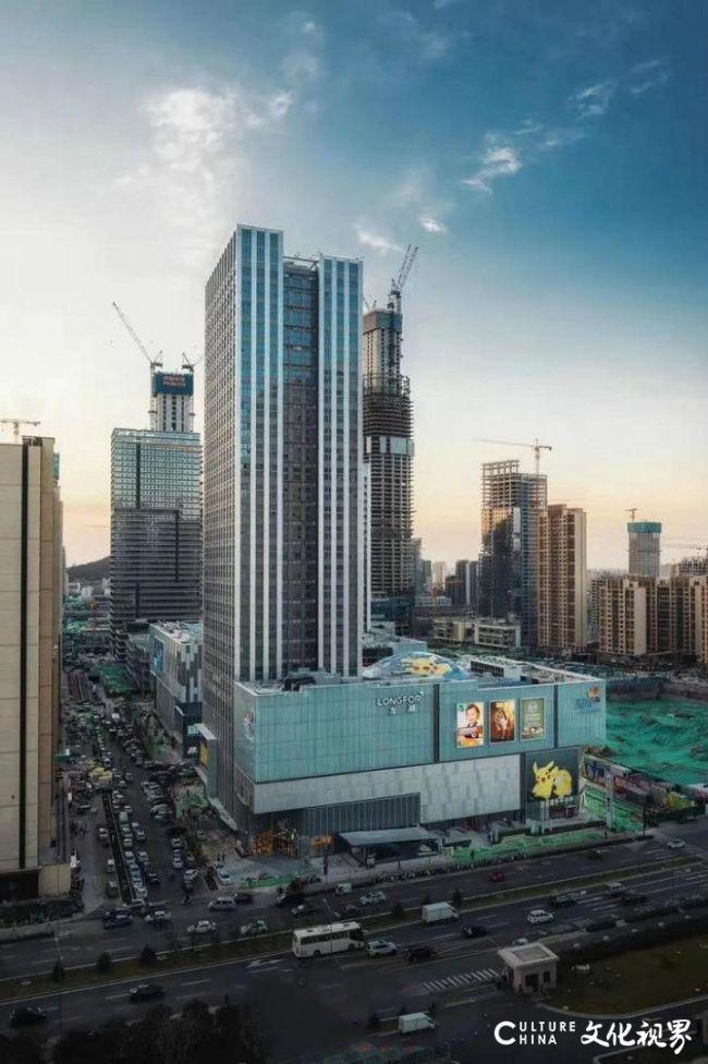 济南北部首个TOD商业综合体——龙湖奥体天街今日如期开业,回望济南综合体历经的十年之变