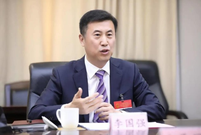 李国强任济南市槐荫区委书记 、区委党校校长