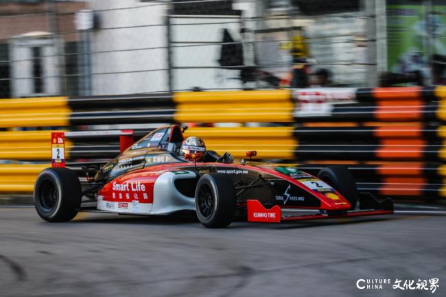 """锦湖轮胎获FIA F4中国锦标赛""""钻石合作伙伴""""殊荣"""