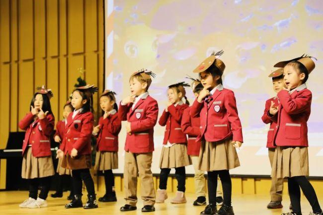 济南托马斯外籍人员子女学校举行别开生面的英文故事大赛