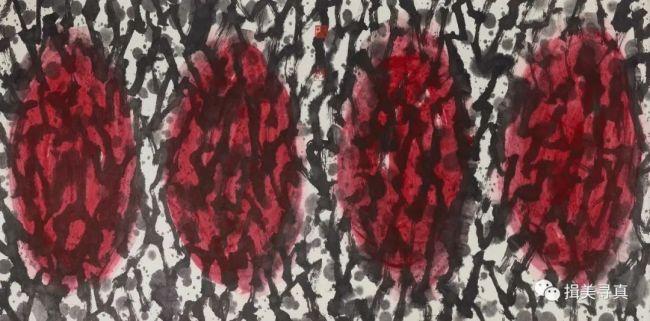 变与通的艺术探索 ——以姜宝林新抽象水墨为轴的检索