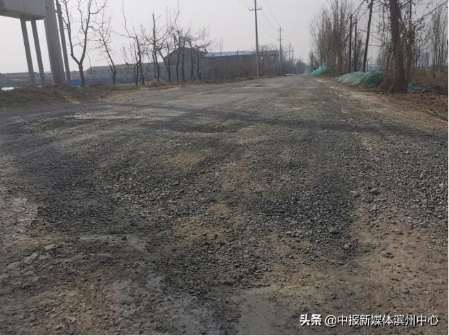 滨州渤海三十路部分路段坑洼不平、道路不畅,迟迟不修是为何?