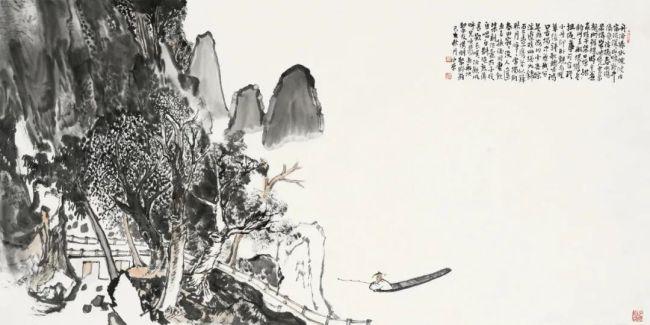 意境高远 时空隽永——青年画家刘仲原作品的格调与形态解读