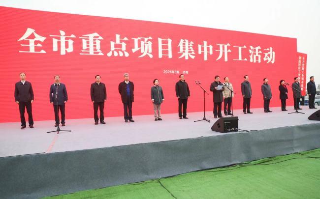 吉利同城技术改造项目在济南开工,打造中国新能源换电产业新标杆