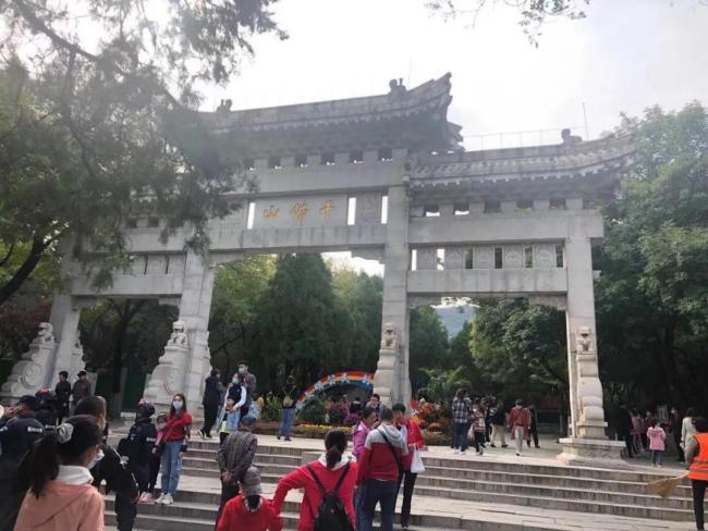 4月9日-18日,济南千佛山风景区将再办三月三民俗文化庙会