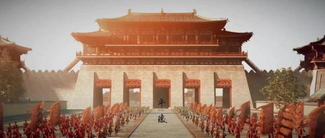 """济南三庆·龙山墅秉历史传承,傲立""""古济南""""东平陵城"""