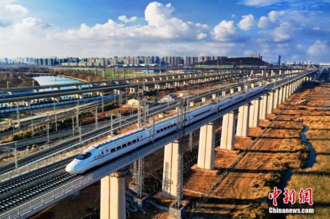国务院办公厅:既有高铁能力利用率不足80%原则上不得新建平行线路