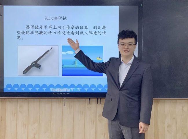 山东师大基础教育集团入驻济南历山学校三年,使众多青年教师绽放成长的光彩